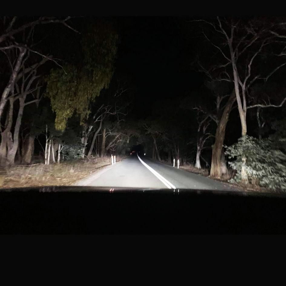 Royalty Led Headlight Conversion Holden Colorado
