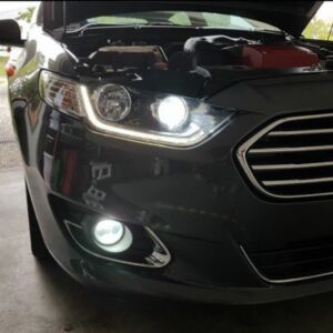 LED Fog Light Globes