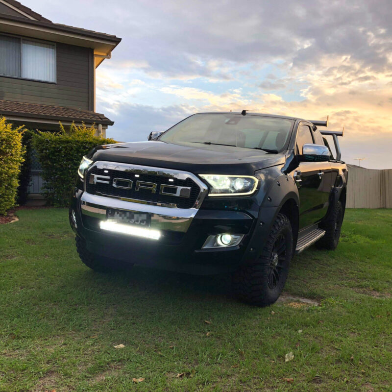 Royalty Led Headlight Conversion Ford Ranger 2007 2019