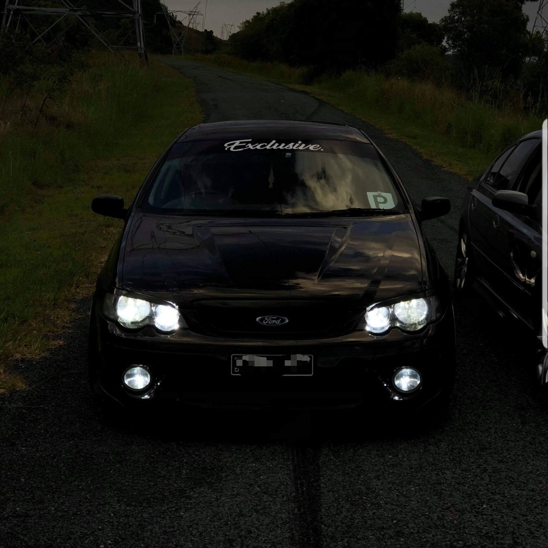 ROYALTY LED CONVERSION | FORD FALCON 1996 - 2016