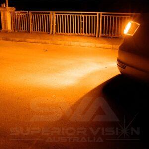 LED Turn Signal Globes